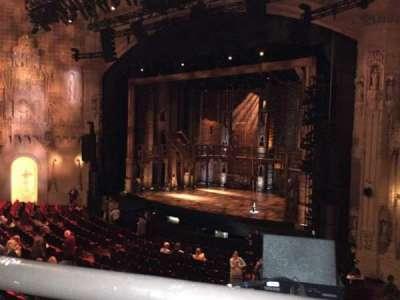 Orpheum Theatre (San Francisco) section Loge R