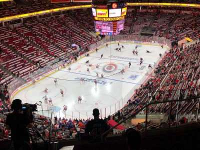 PNC Arena section 331