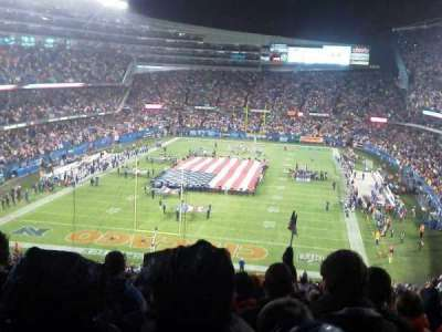 Soldier Field, section: 350