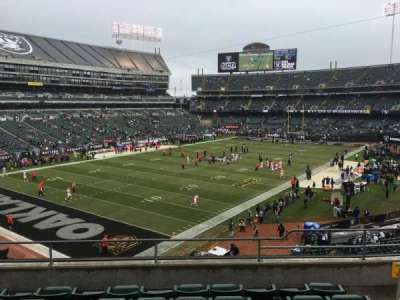 Oakland Alameda Coliseum, section: 224, row: 14, seat: 7