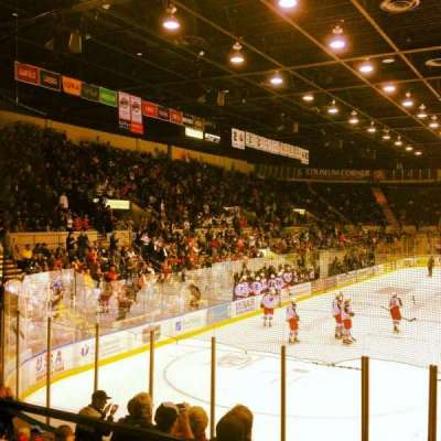 MassMutual Center section 1