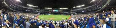Rogers Centre, section: 121R, row: 24, seat: 11
