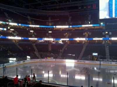 Amalie Arena section 117