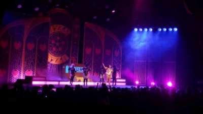 Radio City Music Hall, section: Orchestra 6, row: WW, seat: 611