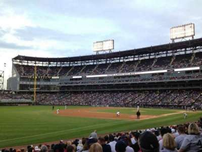 Guaranteed Rate Field, section: 149, row: 17, seat: 1