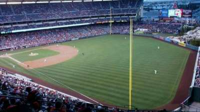 Angel Stadium, section: V536, row: K, seat: 9