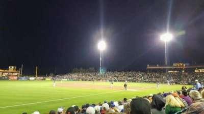 Scottsdale Stadium, section: 125, row: H, seat: 18