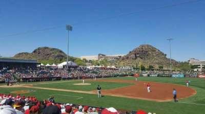 Tempe Diablo Stadium, section: 19, row: S, seat: 3