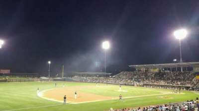 HoHoKam Stadium, section: 218, row: 4, seat: 4