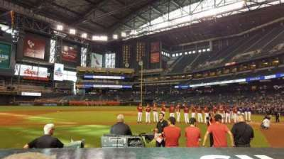 Chase Field section N