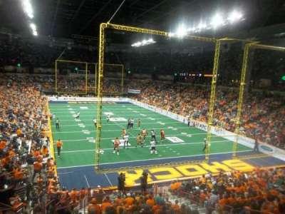 Spokane Arena, section: 108, row: T, seat: 7