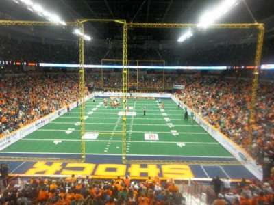 Spokane Arena, section: 110, row: R, seat: 10