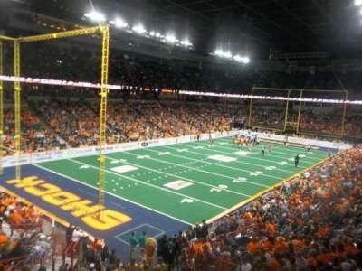 Spokane Arena, section: 113, row: P, seat: 6