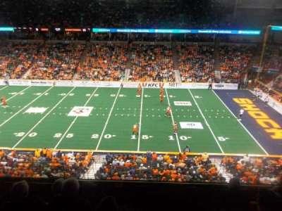 Spokane Arena, section: 204, row: K, seat: 2