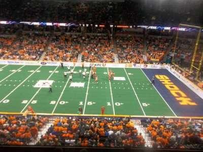 Spokane Arena, section: 217, row: M, seat: 10