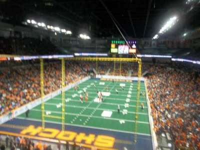 Spokane Arena, section: 223, row: M, seat: 15