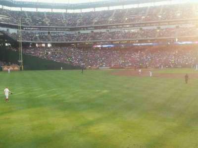 Globe Life Park in Arlington section 9