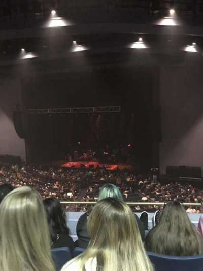 Rosemont Theatre section 204