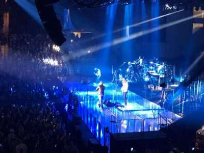 Blue Cross Arena, section: 126, row: Q, seat: 12