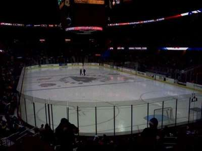 Quicken Loans Arena, section: 116, row: 15, seat: 4