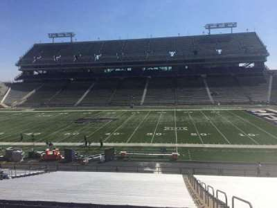 Bill Snyder Family Stadium, section: 6, row: 38, seat: 27