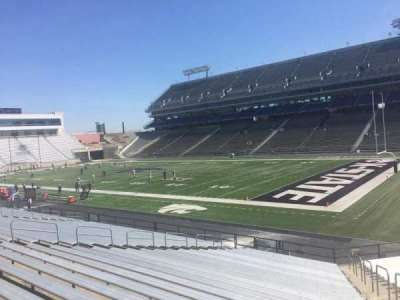 Bill Snyder Family Stadium, section: 9, row: 25, seat: 25