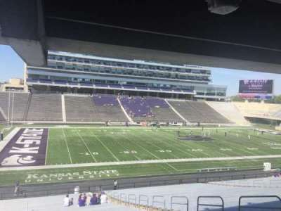 Bill Snyder Family Stadium, section: 21, row: 43, seat: 11