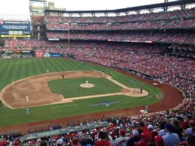 Busch Stadium section 259