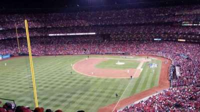 Busch Stadium, section: 370, row: 7, seat: 5