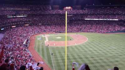 Busch Stadium section 329