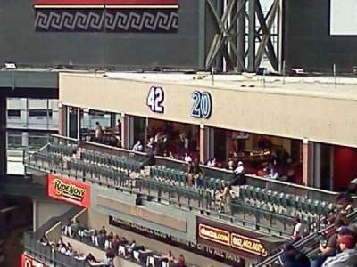 Chase Field section 302