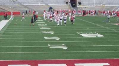 Camp Randall Stadium, section: z3, row: 16, seat: 19