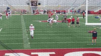 Camp Randall Stadium, section: yz, row: 16, seat: 32