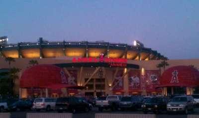 Angel Stadium section entrance