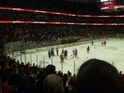 Honda Center section 227
