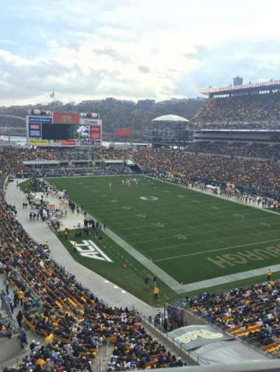 Heinz Field section 518