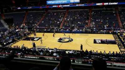 Verizon Center, section: 201, row: C, seat: 6