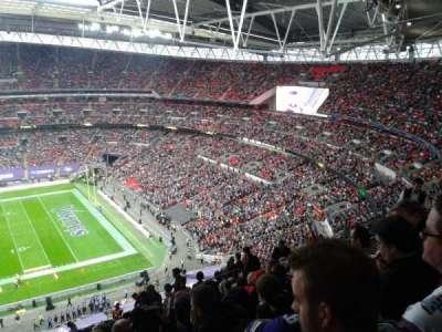 Wembley Stadium section 524