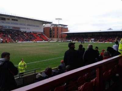Matchroom Stadium, section: East Stand