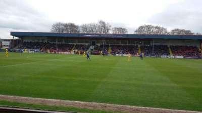 Spotland Stadium, section: Willbutts Lane Stand