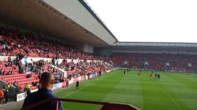 Ashton Gate Stadium, section: Atyeo Stand