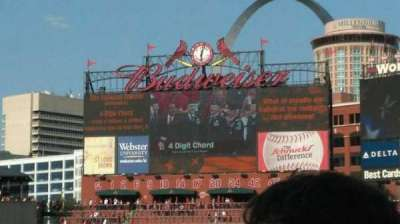 Busch Stadium, section: 146, row: 10, seat: 3 and 4