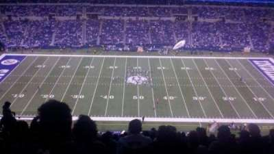 Lucas Oil Stadium section 640
