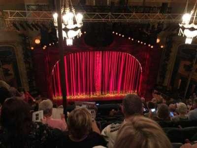 Shubert Theatre, section: BALC, row: H, seat: 111