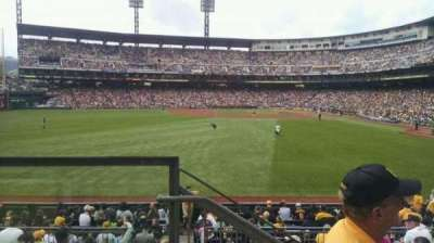 PNC Park, section: 236, row: a, seat: 24