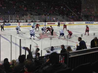 Prudential Center, section: 7
