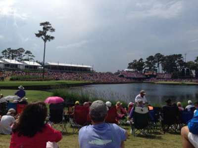 TPC at Sawgrass, section: Hole 17