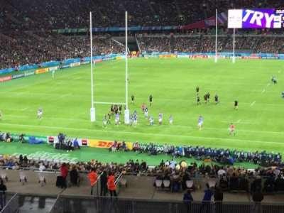 London Stadium, section: 253, row: 49, seat: 784