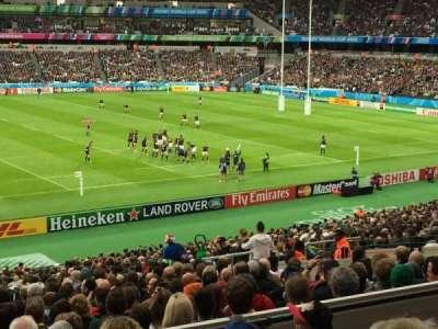 London Stadium, section: 234, row: 35, seat: 486