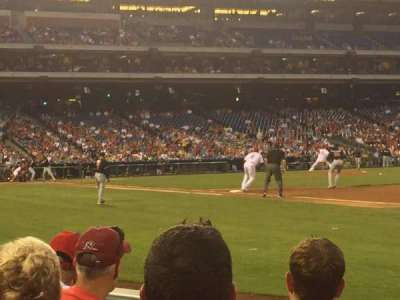 Citizens Bank Park, section: 112, row: 4, seat: 6